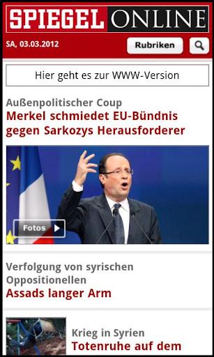 Die Zeitungen Deutschland