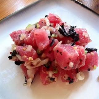 Ahi Poke Seaweed Recipes