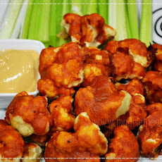 Cauliflower Finger Foods