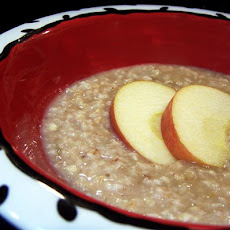 Apple Pie Porridge 2007