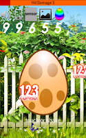Screenshot of TAMAGO Shak Combo Pedometer