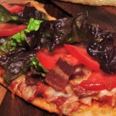Grilled BLT Pizza Recipe