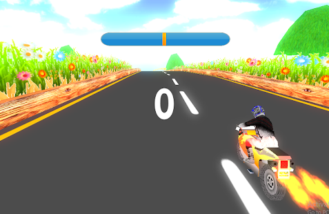 Game Wrong Way Racing Moto 2015