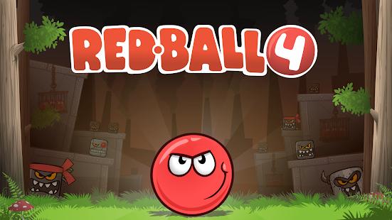 Red Ball 4 APK for Blackberry