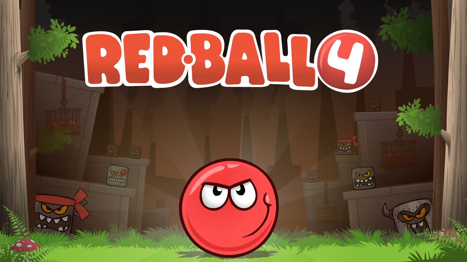 Red Ball 4 Screenshot 8