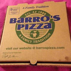 Photo from Barro's Pizza