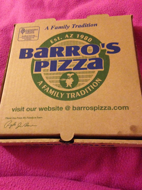Photo from Barro's Pizza