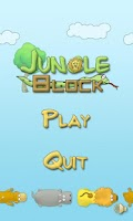 Screenshot of Jungle Block FREE
