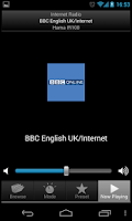 Screenshot of Hama Smart Radio