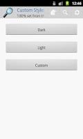 Screenshot of ActionBarSherlock Demos