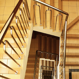 Stair by Indra Aryadi - Buildings & Architecture Architectural Detail