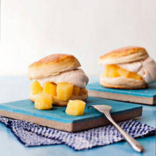 Pineapple Shortcakes