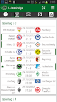 Screenshot of Hannover 96 App