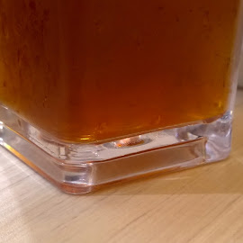 Glass' Base by Renato Cayamdas - Instagram & Mobile Other ( beverage, drink, glass, iced tea, tea )
