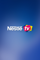 Screenshot of Nestlé TV