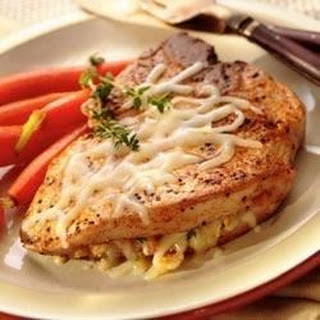 Italian Stuffed Pork Chops Recipes