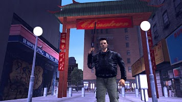 Screenshot of Grand Theft Auto III