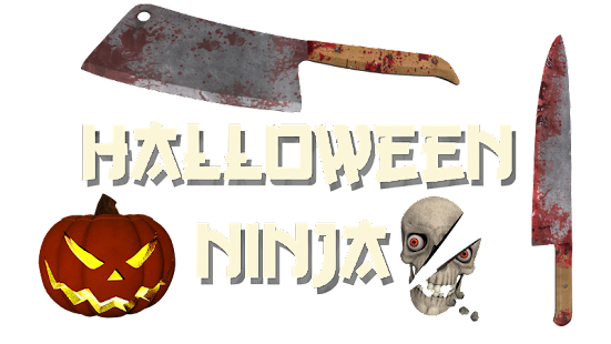 Halloween Ninja - screenshot