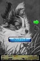 Screenshot of Dog Puzzle: Papillon