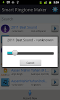 Screenshot of Ringtone Maker - Media Cutter