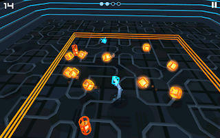 Screenshot of CYBERGON