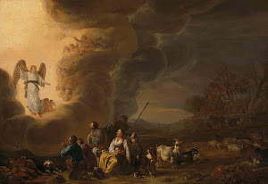 RIJKS: Cornelis Saftleven: painting 1650