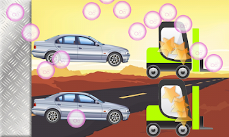 Screenshot of Vehicles and Trucks for Kids