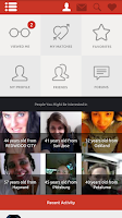 Screenshot of Mingle2 - Free Online Dating