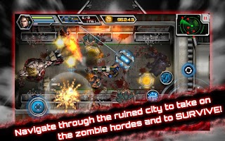 Screenshot of Zombie Metro Seoul