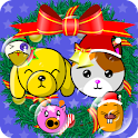 My baby Xmas (Bubbles pop!) icon