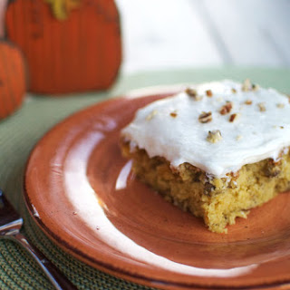 Pumpkin Banana Cake Recipes