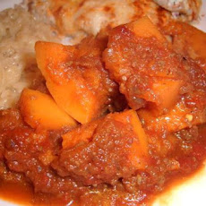 Masala Winter Squash
