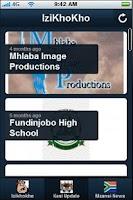 Screenshot of Mzansi Izikhokho