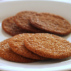 Nabisco's Old Fashioned Gingersnaps