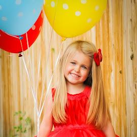 My New Dress by Kellie Jones - Babies & Children Child Portraits
