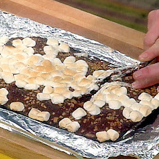 Marshmallow-Nut Brownies