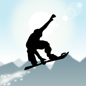 Cover art Alpine Boarder