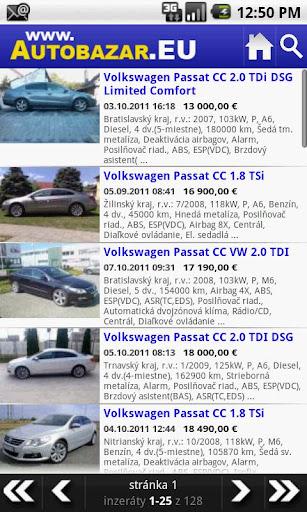 【免費商業App】Autobazar EU-APP點子