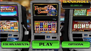 Screenshot of Fortune Seeker HD Slot Machine