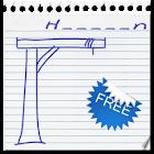 Paper Hangman Free (English) icon