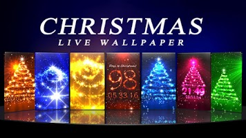 Screenshot of Christmas Live Wallpaper Full