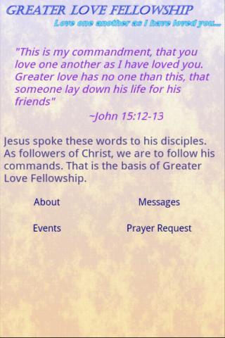 Greater Love Fellowship