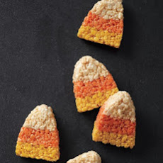 Crisp Candy-Corn Treats