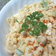 A Different Macaroni Salad