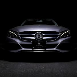 Mercedes C300 by Stephen Flanscha - Transportation Automobiles ( luxury, car, benz, c300, mercedes,  )