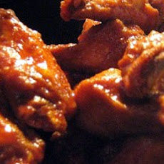 Chicken Wings or Ribs Habanero Hot Sauce