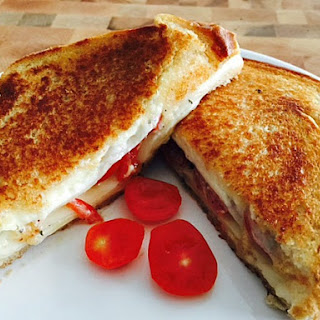 Grilled Cheese with Love