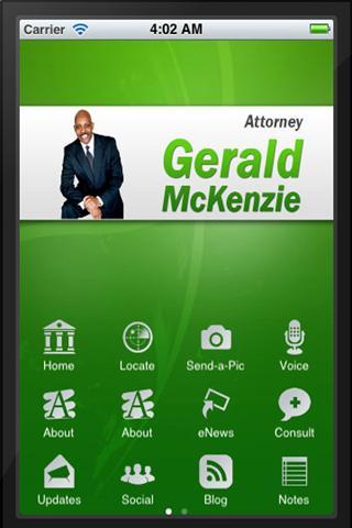 Gerald McKenzie