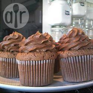 Ultimate Chocolate And Hazelnut Cupcakes