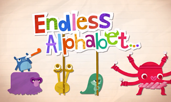 Screenshot of Endless Alphabet